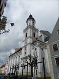 Image for Pfarrkirche St. Peter - Neuburg an der Donau, Lk Neuburg-Schrobenhausen, Bayern, D