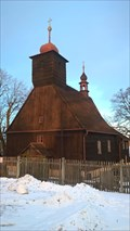 Image for Drevený kostel archandela Michaela Repište, Czech republic