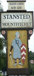 Image for Village Sign, Stansted Mountfitchet, Essex, UK