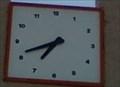 Image for U Haul Self Storage Town Clock - Mesa, Arizona