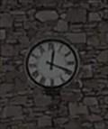 Image for clock of Igrexa Nova - Chantada, Lugo, Galicia, España