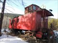Image for CPR Caboose - Yahk, BC
