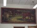 Image for Post Office Mural – La Grange TX