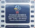Image for Stanley Kubrick - Shenley Road, Borehamwood, Herts, UK