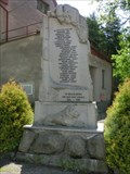 Image for World War Memorial - Pohled, Czech Republic