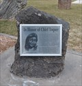 Image for Chief Toquer Historical Marker