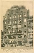 Image for Hotel Zlatá Husa (1910) - Václavské námestí, Praha, CZ