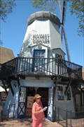 Image for Hamlet Square Windmill - Solvang California