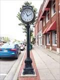 Image for Rockford Town Clock - Rockford, Michigan