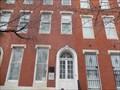 Image for Mencken, H. L., House - Baltimore MD