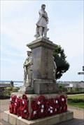 Image for Milford Haven War Memorial - Pembrokeshire, Wales.
