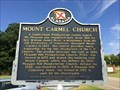 Image for Mount Carmel Church - Pleasant, AL