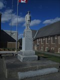 Image for War Memorial - Spencerville, ON
