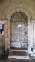 Image for South Doorway - St George - St Cross South Elmham, Suffolk