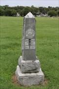 Image for John C. Franz -- Austin State Hospital Cemetery, Austin TX