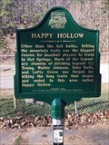 Image for Happy Hollow ,Hot Springs, Arkansas