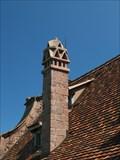 Image for Unique Chimneys at Haut-Koenigsbourg Castle, Orschwiller - Alsace / France