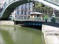 Image for Paris Canal Saint Martin - Pont Tournant de la Rue Dieu