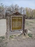 Image for Santa Fe Trail - Wagon Mound, New Mexico
