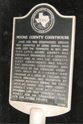 Image for FIRST - County Courthouse Built - Dumas, TX