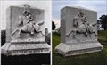 Image for 6th Ohio Cavalry Monument (1902 - 2012) - Gettysburg, PA