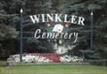 Image for Winkler Cemetery - Winkler MB