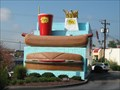 Image for Ginormous Fast Food - Pals Sudden Service - Kingsport, TN