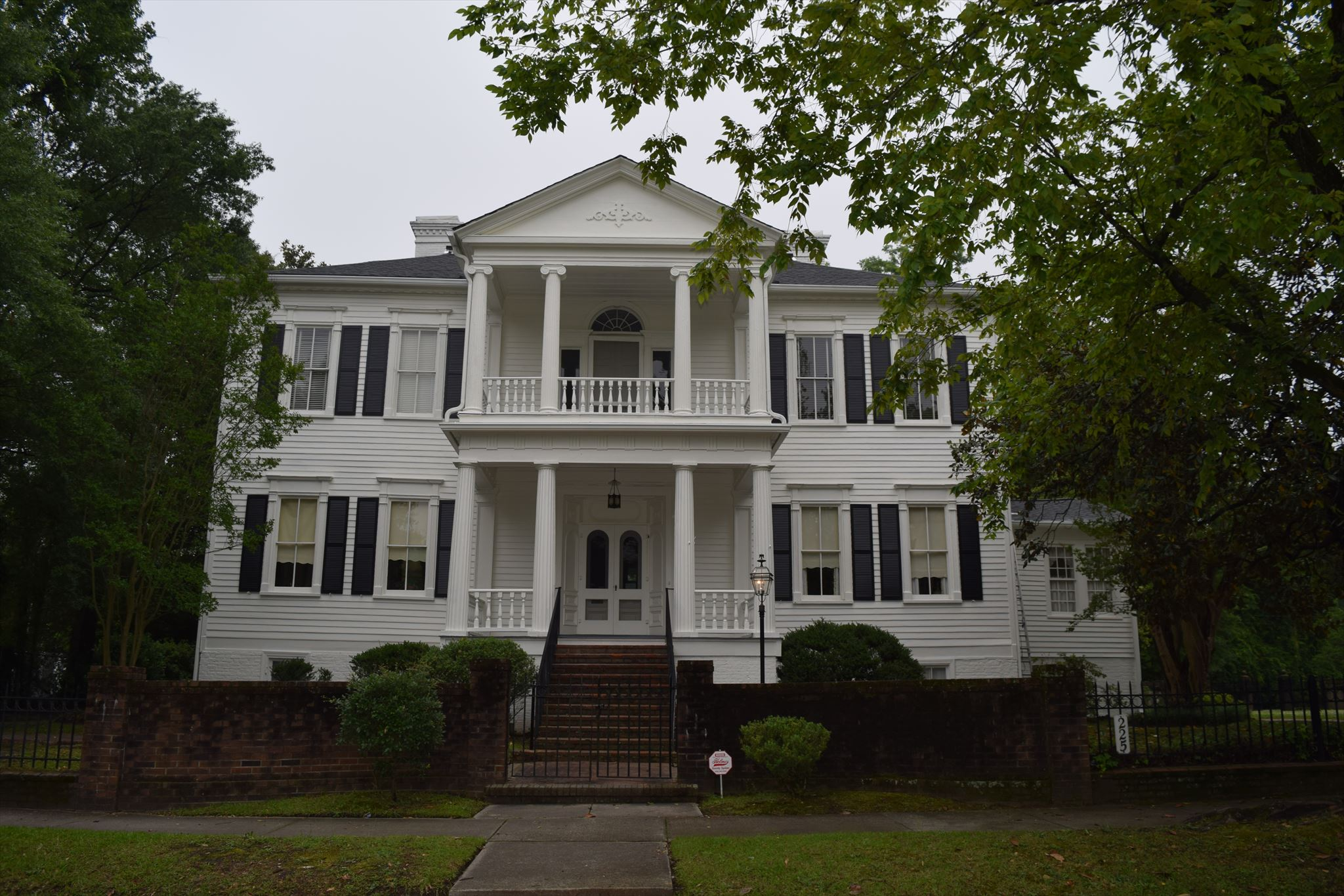 NCD visits Sandford House, Fayetteville, NC