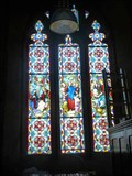 Image for Windows, St Leonard's Church, Clent, Worcestershire, England