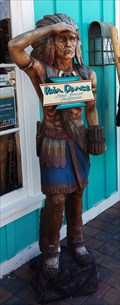 Image for Rain Dance Cigar Store Indian - Long Beach, CA