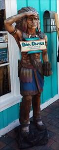 Image for Rain Dance Cigar Store Indian - Long Beach, CA