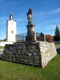 Image for St. John of Nepomuk / Sv. Jan Nepomucký, Ostrov nad Oslavou, Czech republic