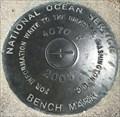 Image for National Ocean Service 4070 F Benchmark - Havre de Grace, MD