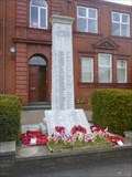 Image for Bedwas & Trethomas - Combined War Memorial - Caerphilly, Wales, Great Britain.