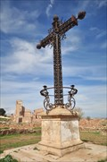 Image for The Cross of Belchite - Belchite, Spain