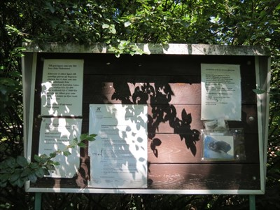 Sign Board, Pet Cemetery, Noorköping, Sweden
