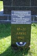 Image for 1st Belgium SAS Parachute Regiment & XII Manitoba Dragoons - Hoogeveen NL