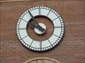 Image for Clock, Morrisons, Kidderminster, Worcestershire, England
