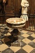 Image for Les Fonts Baptismaux - Eglise Saint-Willibrord - Gravelines, France