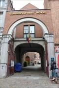 Image for Conservatoire de musique, anciennement couvent des filles de Notre-Dame - Mons, Belgium