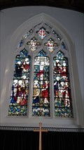 Image for Stained Glass Windows - St Margaret - Hemingford Abbots, Huntingdonshire
