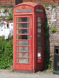 Image for Red Telephone Box - Crane Street, Cranborne, Dorset, UK