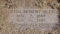 Image for 100 - Bertha Bessent Hutto - Norman I.O.O.F. Cemetery - Norman, OK