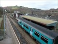 Image for Bargoed Railway Station - County Borough of Caerphilly,  Wales.