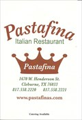 Image for Pastafina - Cleburne, TX