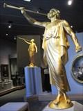 Image for Angel Moroni in the Church History Museum - Salt Lake City, Utah