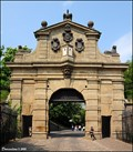 Image for The Leopold's Gate at Vyšehrad / Leopoldova brána na Vyšehrade (Prague)