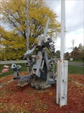 Image for Anti-aircraft Gun - American Legion, Ithaca, NY