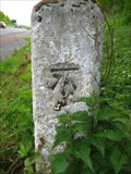 Image for Cut Benchmark on Milestone-  A421 Tingewick Road. Bucks