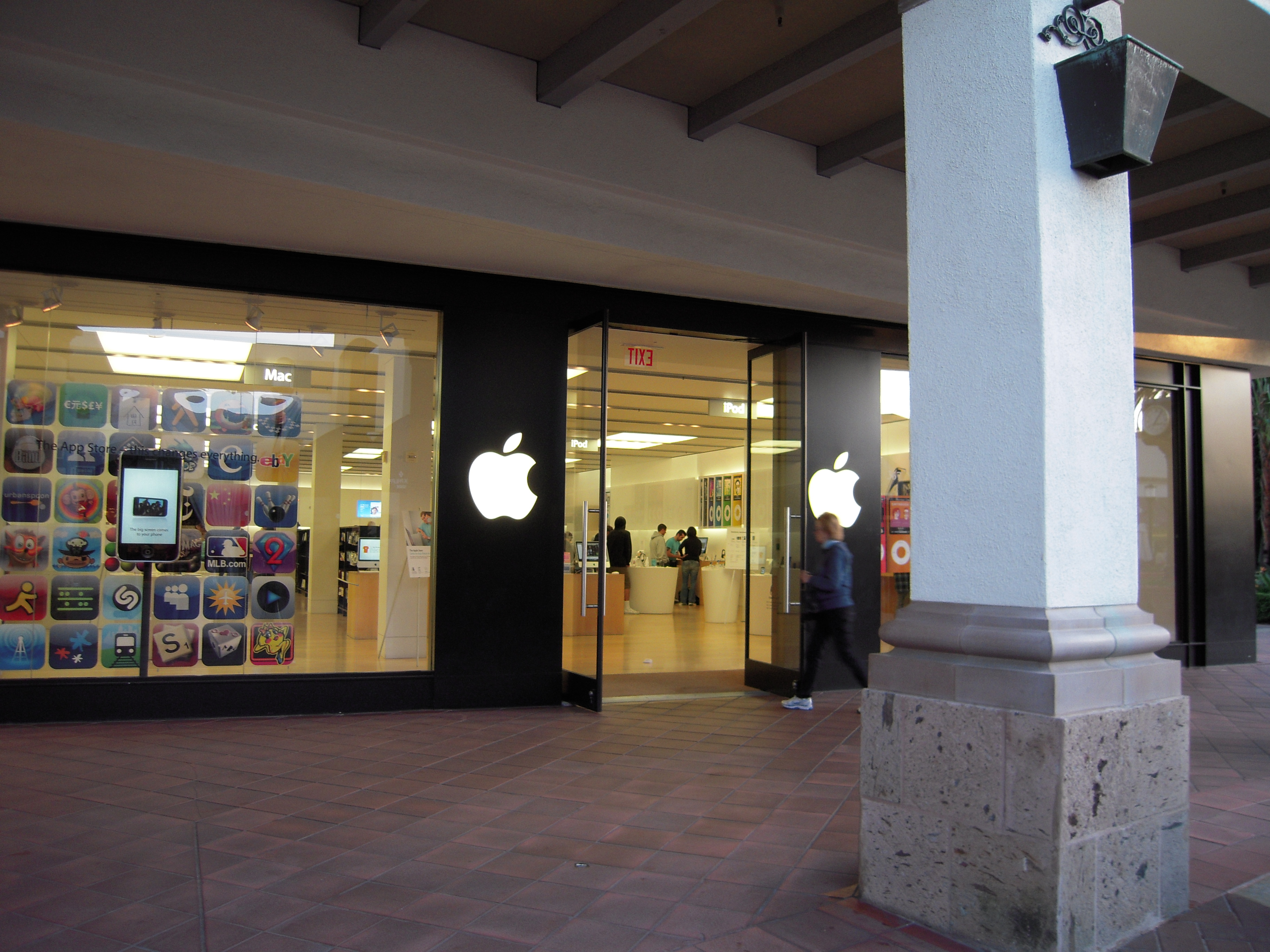 Stores in fashion island 6